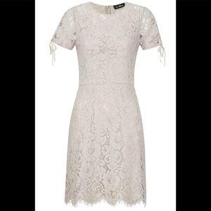 Lace Dress Sam Eldeman worn once